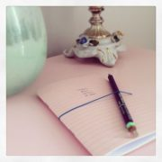 notebook A6 thoughts