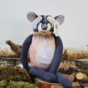 Raccoon doll
