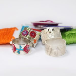 Embroidery ring basic M