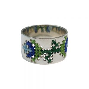 Embroidery ring Glacial 2